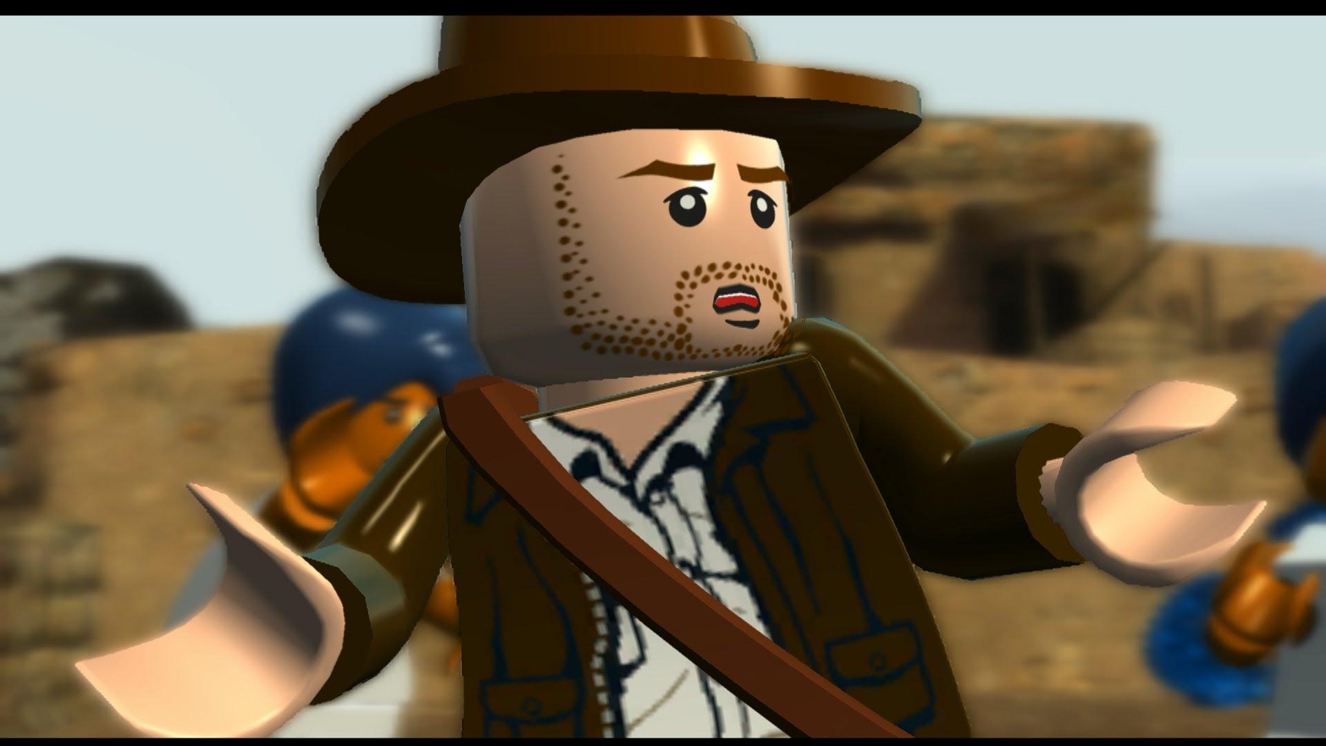 Lego Indiana Jones Se Une A La Retrocompatibilidad De Xbox