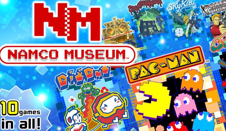 Revive Juegos Clasicos Y Arcade Con Este Trailer De Namco Museum