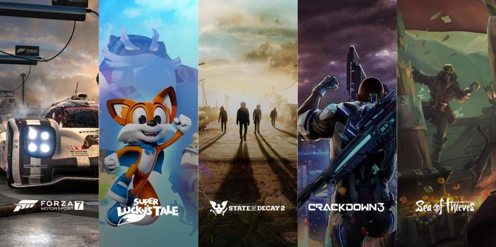 Qué esperamos de Microsoft en la Gamescom 2017   TierraGamer