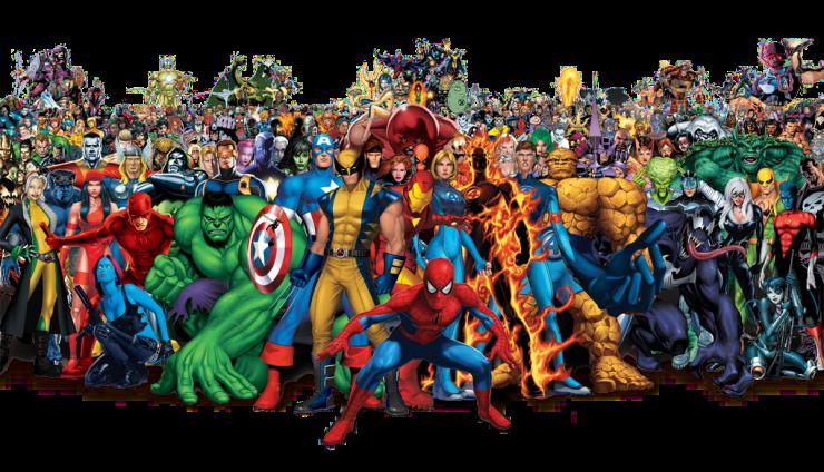 10 Superhéroes Desconocidos De Marvel Tierragamer