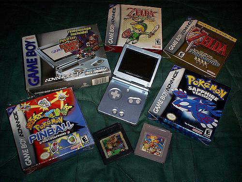 Game Boy Advance Mejores Juegos Gba Tierragamer