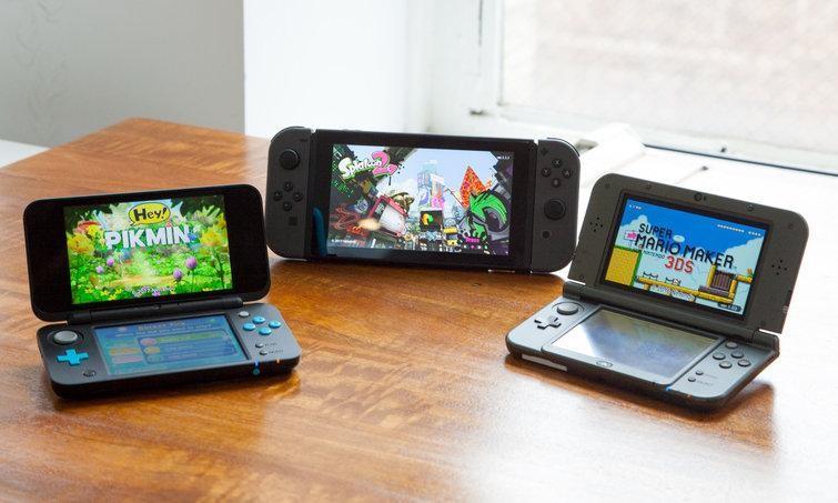 Los Mejores Juegos Para Portatiles De Nintendo En 2017 Tierragamer