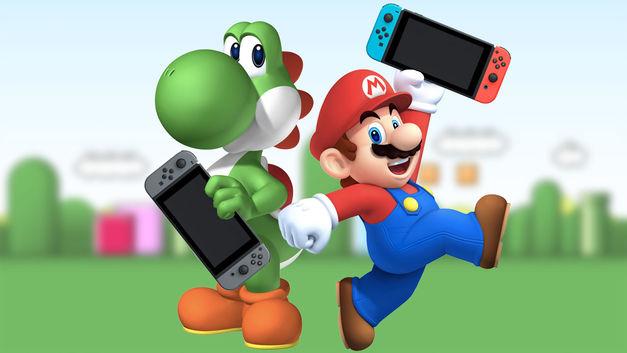 Top 5 Grandes Lanzamientos De Juegos Para Nintendo Switch En 2018