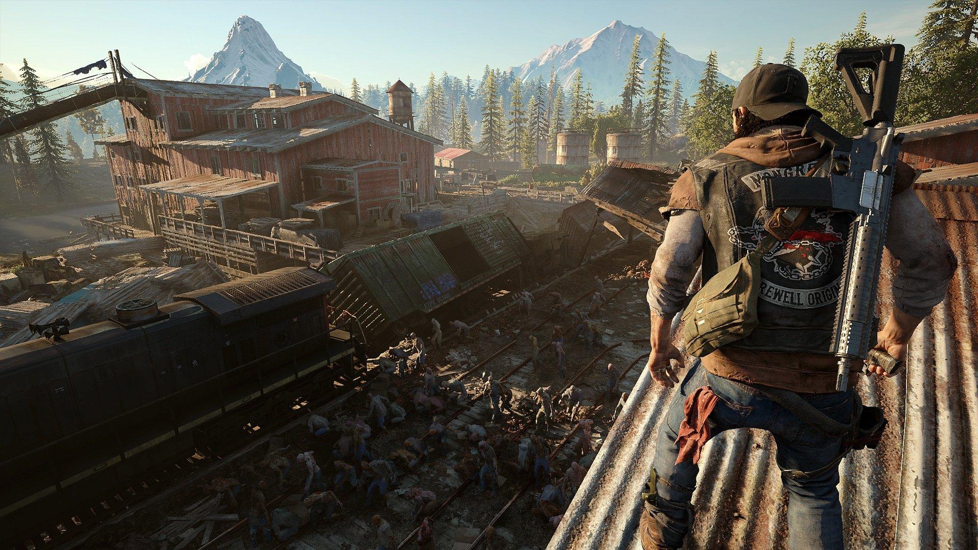 Sony Anuncia El Retraso De Days Gone Tierragamer