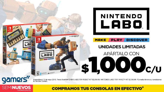 Nintendo_Labo_Precios_Fecha