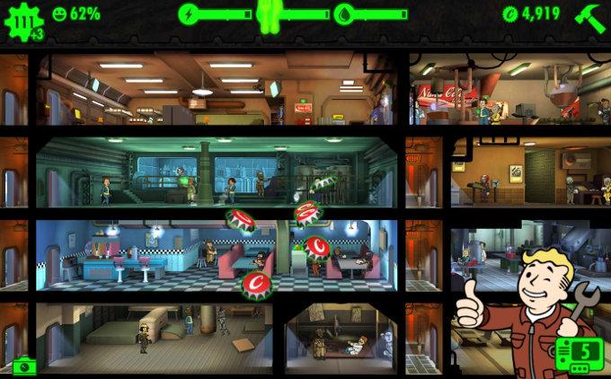 Rumor: Demandan a Warner por copiar contenidos de Fallout Shelter en Westworld