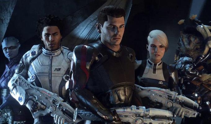 ¿Qué hay en el futuro de Mass Effect?