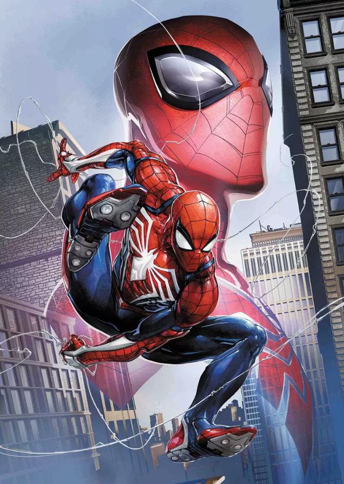 El Hombre Araña de Spider-Man para PS4 llegará a los cómics