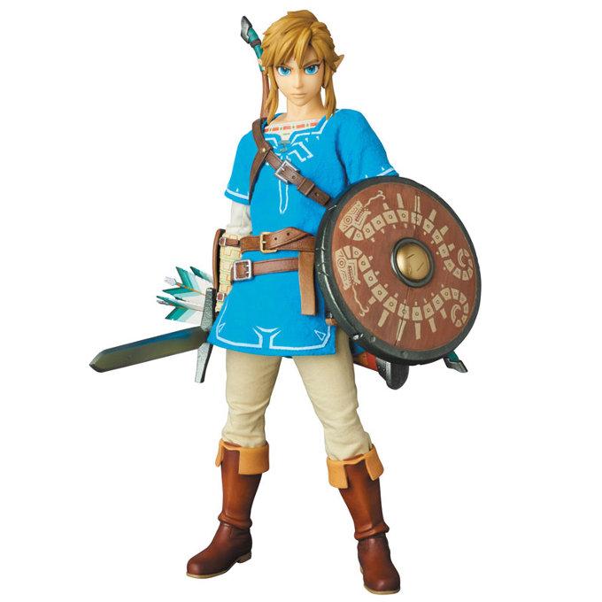 Real Action Heroes No.764 RAH The Legend of Zelda – Link