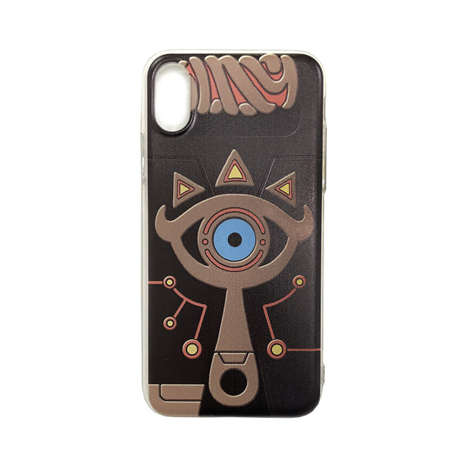 The Legend of Zelda: Breath of the Wild Protector Case Cover para iPhoneX