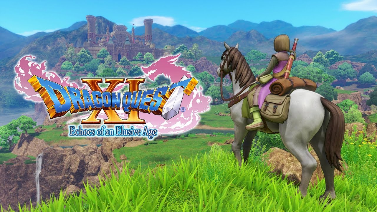 Blue Award A Dragon Quest Xi Como Mejor Juego Rpg En E3 2018