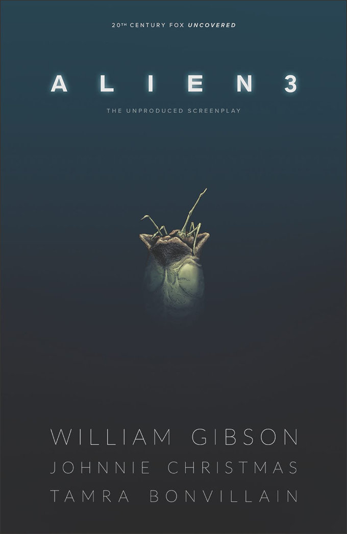 El guion original de Alien 3 se convierte en cómic
