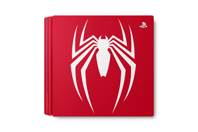 Paquete de PS4 Pro + Spider-Man para México anunciado