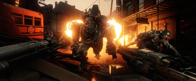 Wolfenstein II: The New Colossus – Reseña
