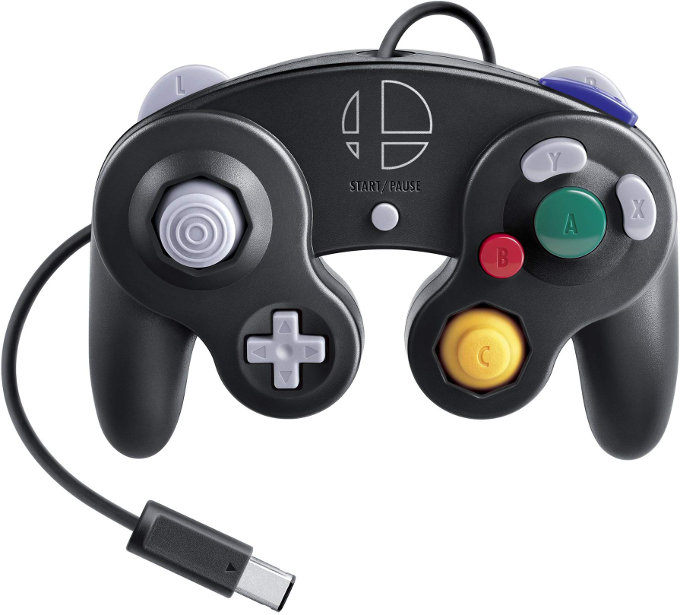 Aparta tu control del GameCube Super Smash Bros. Ultimate Edition