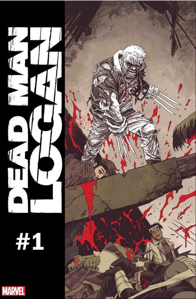 Marvel anuncia Dead Man Logan