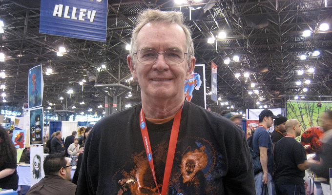 Fallece el cocreador de Ghost Rider, Gary Friedrich