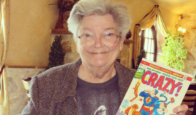 Marie Severin, cocreadora de Spider-Woman, muere a los 89 años
