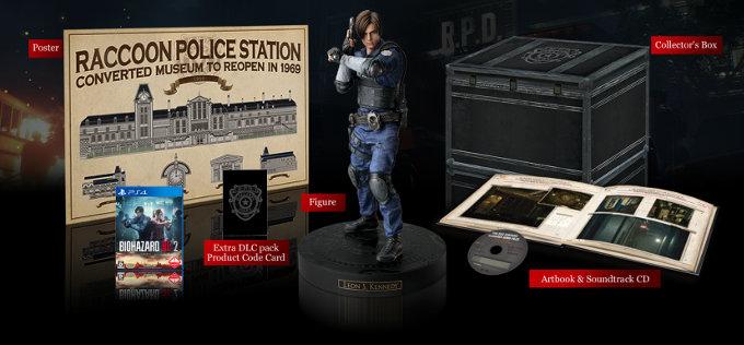 Teclado de Resident Evil 2 Remake