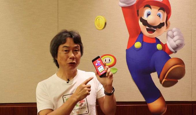 ¿Qué piensa Shigeru Miyamoto acerca de los juegos Free-to-Play?
