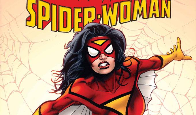 Spider-Woman cinta de Sony, por Olivia Wilde.