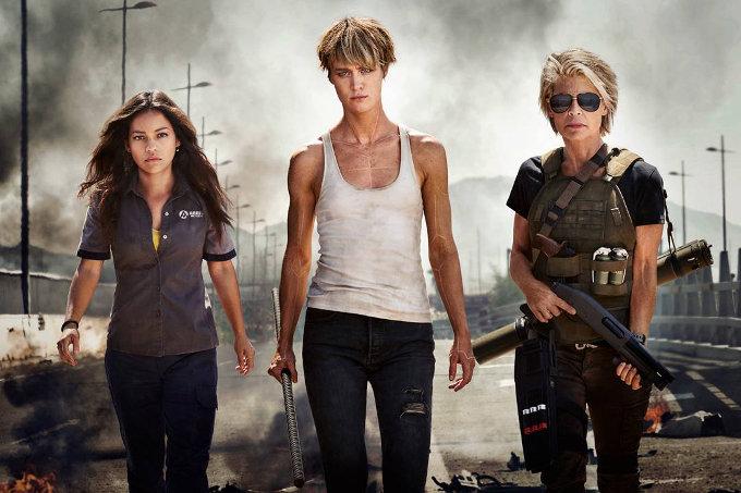 Primera imagen oficial de Terminator 6