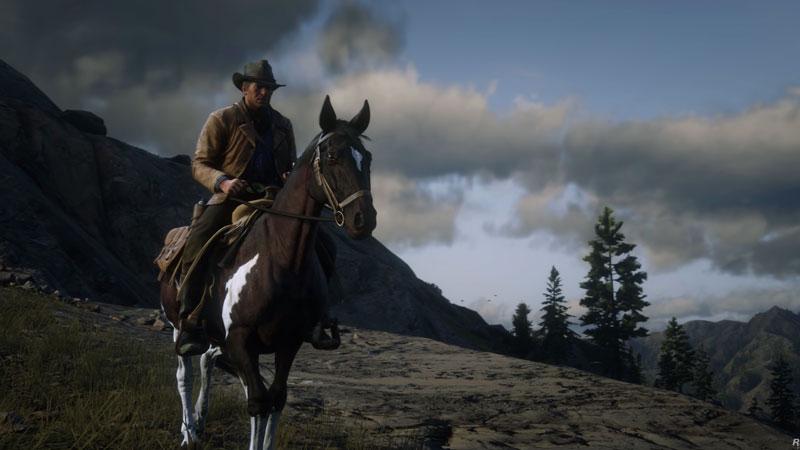 Empleados de GameStop se aburren con Red Dead Redemption 2