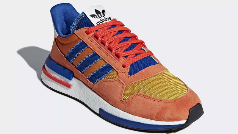 online store 62c59 6f22b ¿Cómo conseguir los tenis de Dragon Ball Z de Adidas