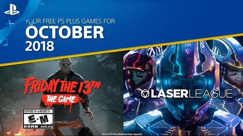 Playstation Plus Juegos Gratis Para Octubre Tierragamer