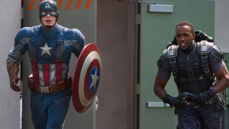 Resultado de imagen para capitan america and falcon