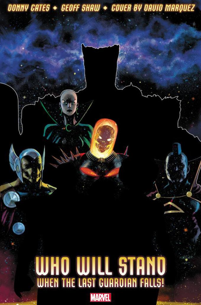 Los Guardianes de la Galaxia consiguen nuevos miembros