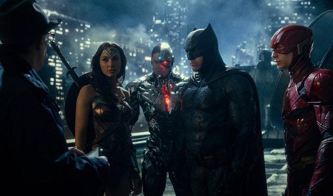 Zack Snyder filmó para dos películas de Justice League