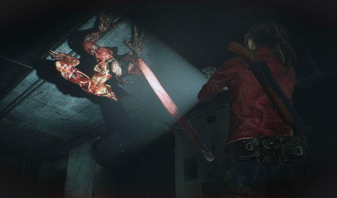 Resident Evil 2 Remake a 4K se ve genial | TierraGamer