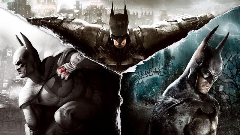 Batman: Arkham Collection llega a Xbox One