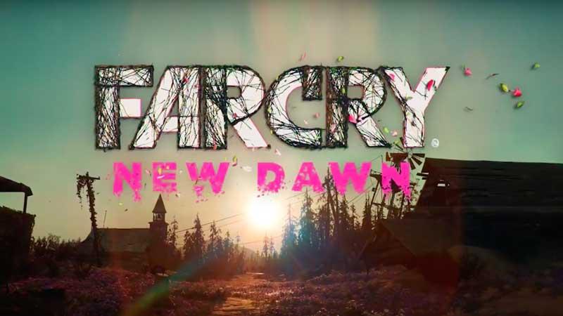 ¿Es Far Cry New Dawn el nuevo Far Cry?