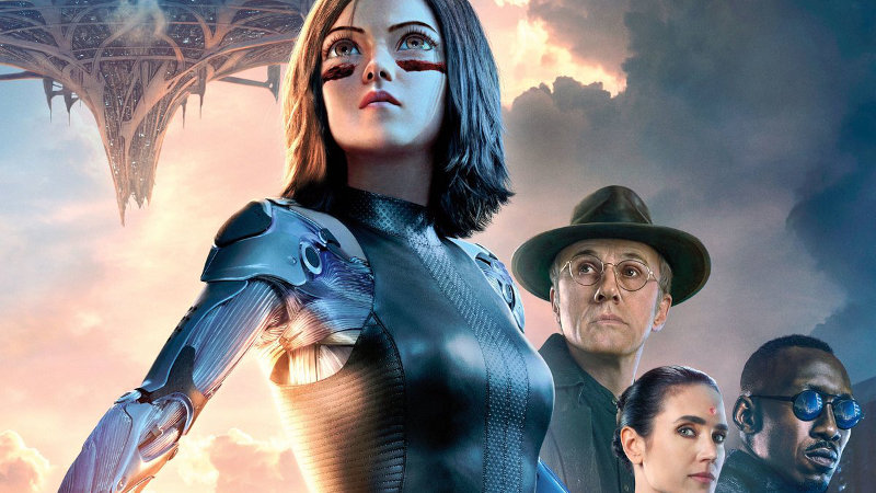 Alita: Battle Angel recibe clasificación PG-13