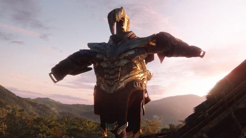 100 días para Avengers: Endgame