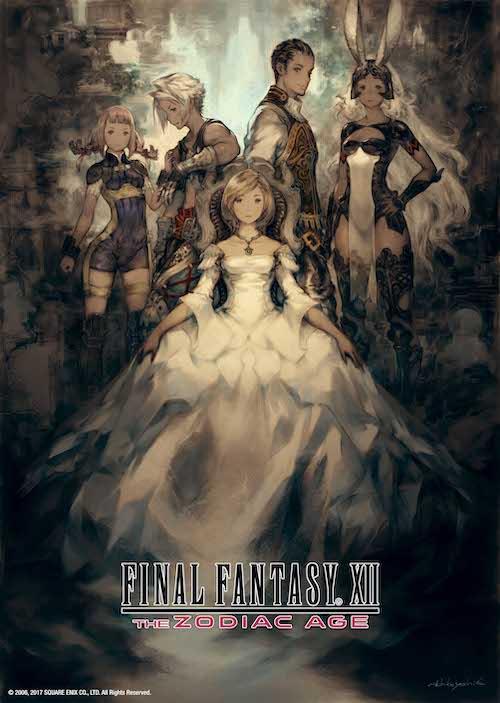 Final Fantasy X/X-2 HD y XII The Zodiac Age, con fecha en Switch y Xbox One