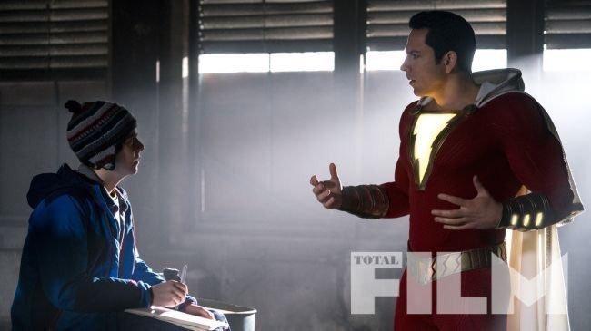 Un vistazo al villano de Shazam!