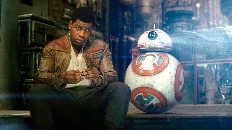 John Boyega desconcierta con su foto de Star Wars: Episodio IX