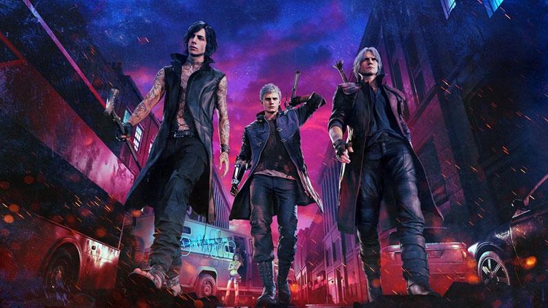 Devil May Cry 5 fue uno de los mejores juegos de 2019