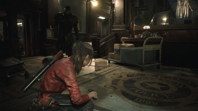 Resident Evil 2 de Capcom
