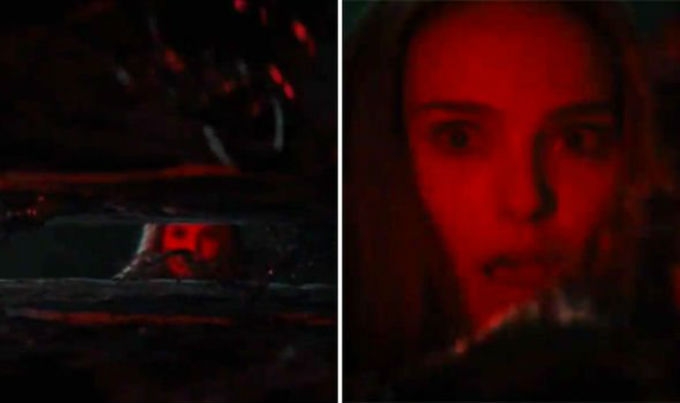 La escena de Hawkeye en Avengers: Endgame se parece demasiado a una de Thor: The Dark World.