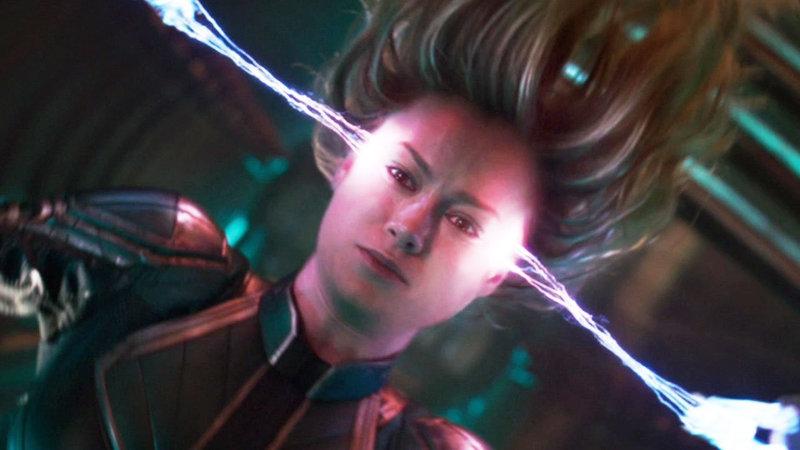¿Cuáles son los poderes de Capitana Marvel?