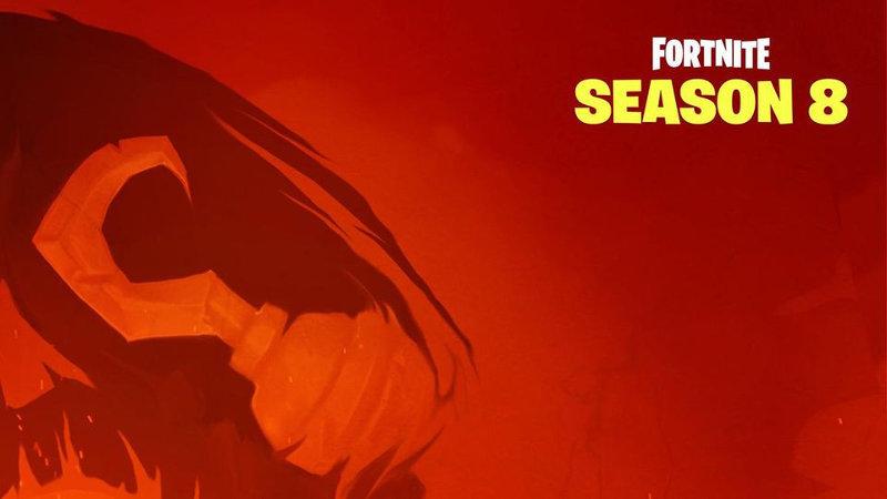 Fortnite lanzó el primer teaser de la temporada 8 y no sabemos qué pensar