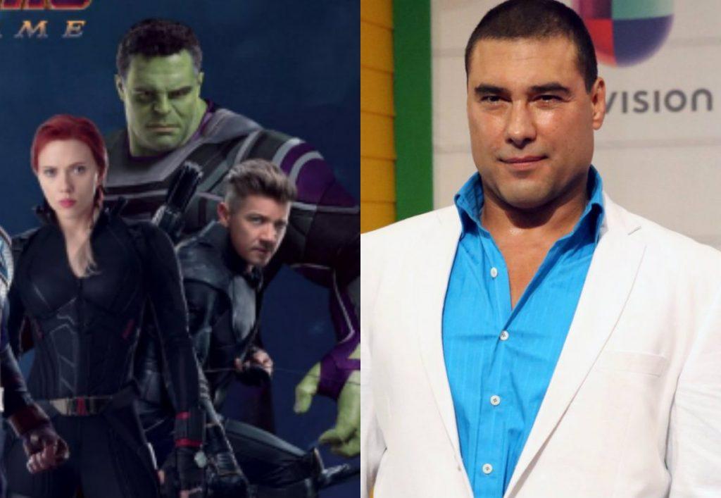 Incluso compararon a Hulk con Eduardo Yañez.