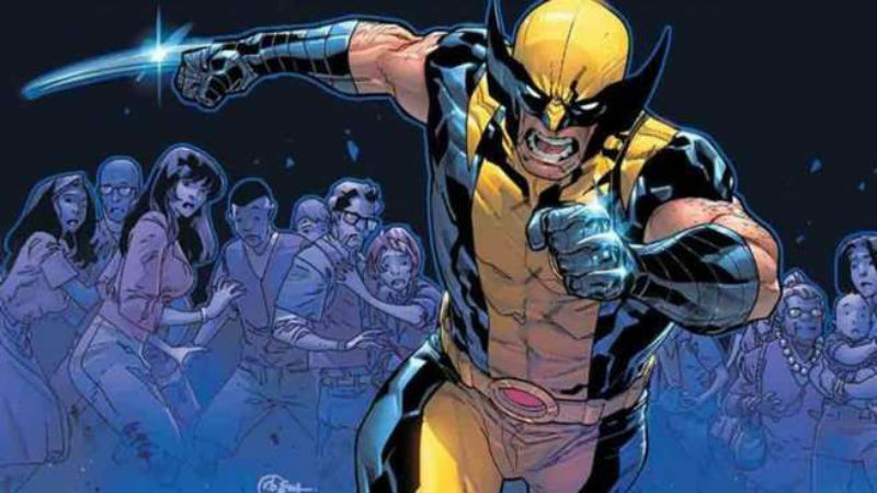 Wolverine-Avengers