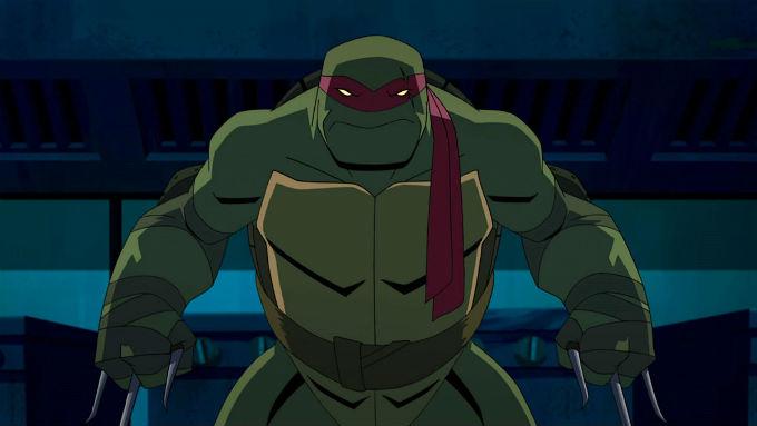 Batman-Tortugas-Ninja-Pelicula-Animada-Rafael