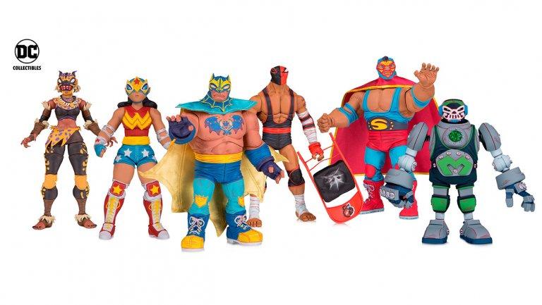 DC Luchadores