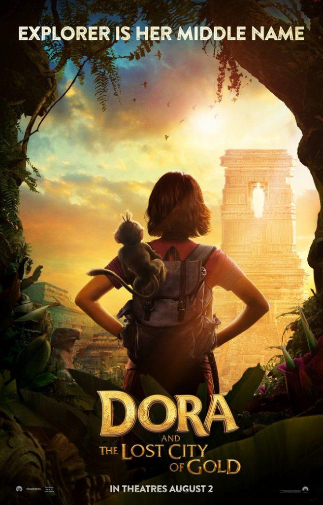 'Machete' será el mono de Dora la Exploradora en la película y no sabemos qué pensar